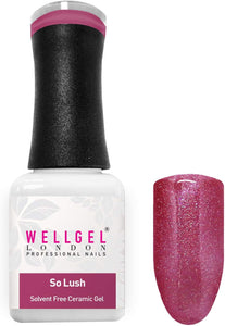WellGel London Nail Gel Polish, So Lush 10 ml