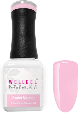 WellGel London Nail Gel Polish, Sweet Sixteen 10 ml