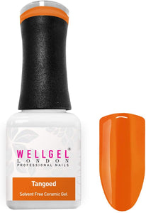WellGel London Nail Gel Polish, Tangoed 10 ml
