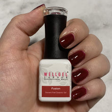 Afbeelding in Gallery-weergave laden, WellGel London Gel Nagellak, Fusion 10 ml