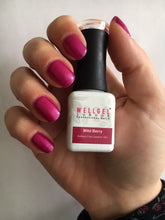 Afbeelding in Gallery-weergave laden, WellGel London Nail Gel Polish, WildBerry 10 ml