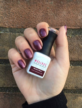 Afbeelding in Gallery-weergave laden, WellGel London Nail Gel Polish, Mulled Wine 10 ml