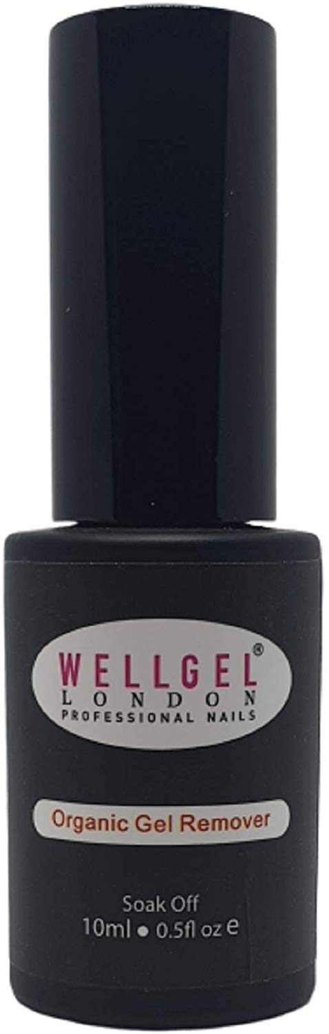 Wellgel london Professional Nails organic gel remover - 0.5 fl oz