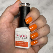 Afbeelding in Gallery-weergave laden, WellGel London Nail Gel Polish, Under The Sea 10 ml