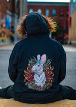 Load image into Gallery viewer, Royal Rabbit Pullover Hoodie