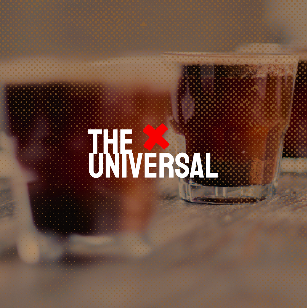 The Universal Blend.