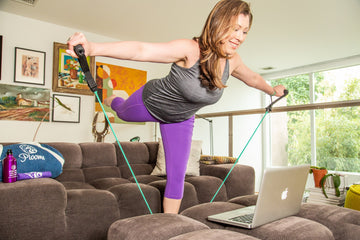 The Booty Band + Homeschooled Virtual Workout Challenge - Ploome Pilates