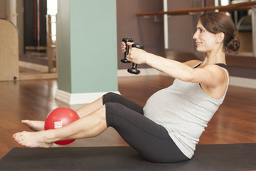 The Butterfly Band + Prenatal Pilates Home Workout Bundle - Ploome Pilates