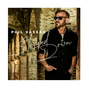 """Stripped Down"" CD - Autographed"