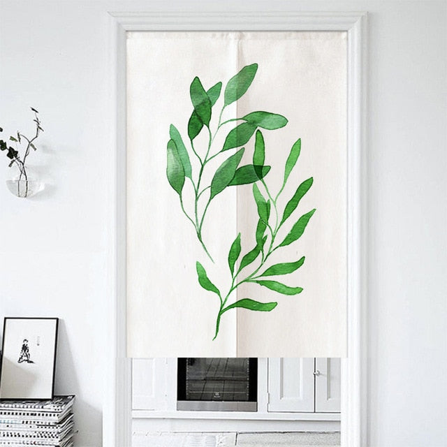 Tadasu Zami Kitchen Door Curtain