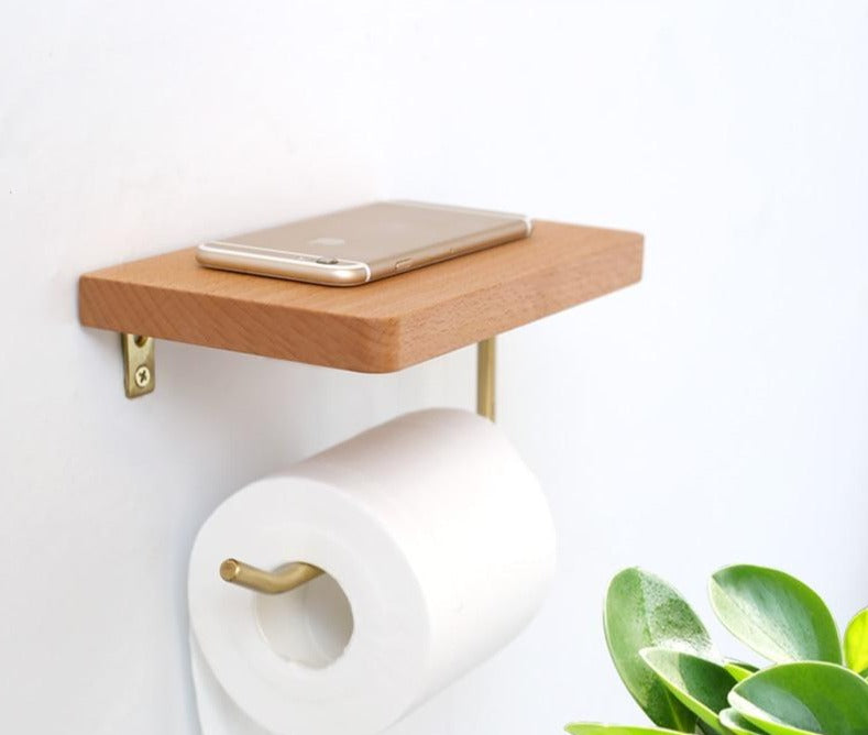 Gorou Toilet Roll Holder