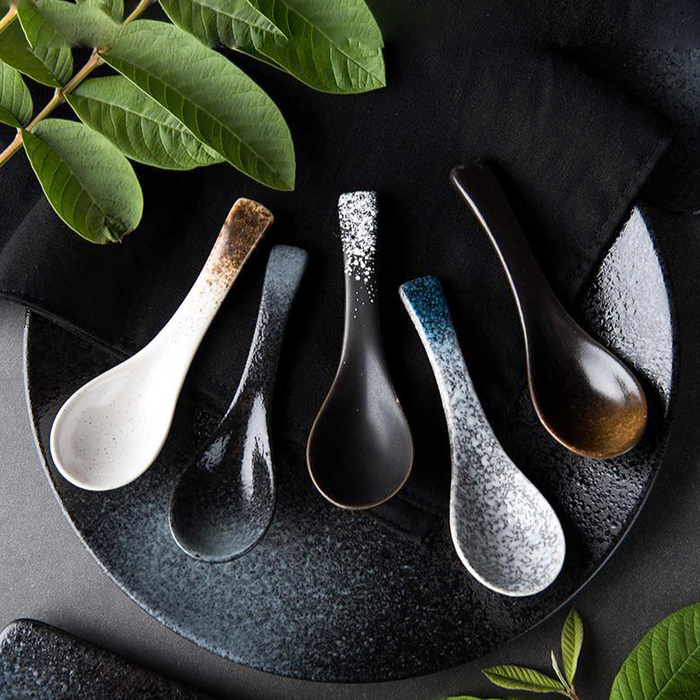 Rux Ceramic Spoon