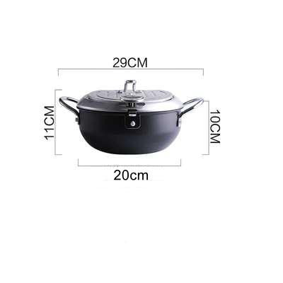 Katashi Deep Frying Pot