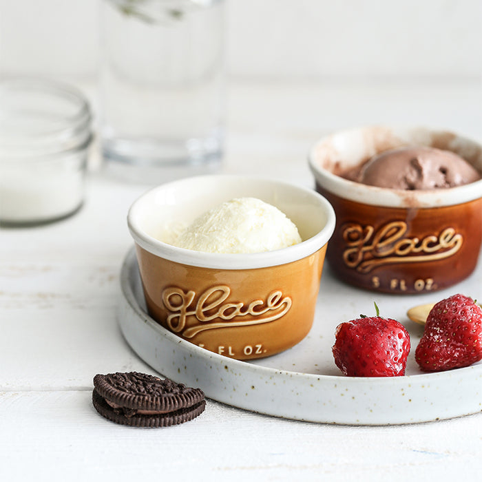 Glace Ice Cream Bowl
