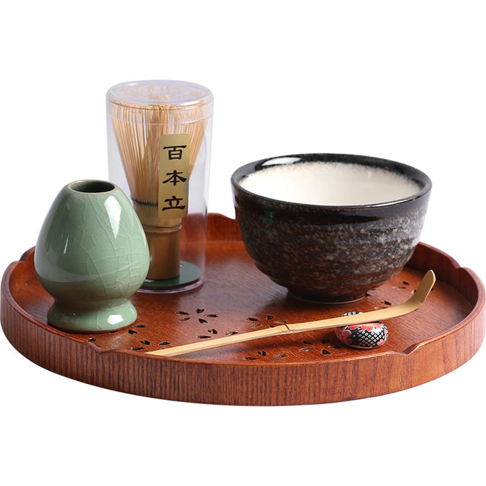 Yuuma Matcha Tea Set