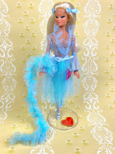 "Load image into Gallery viewer, ""Dulces Sueños in Sky"" OOAK Doll"