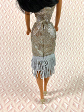Load image into Gallery viewer, Shimmy Shimmers in Silvery Taupe Lace - Outfit