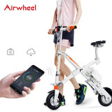 Airwheel folde e scooter E6 - VELTO