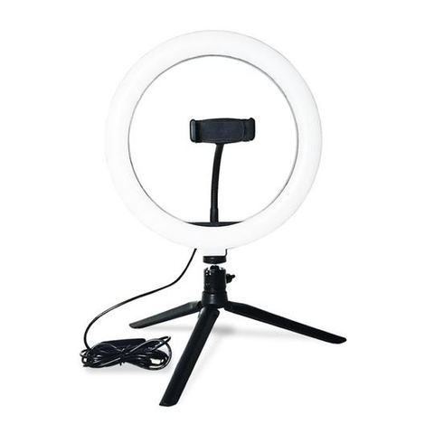 Ring Light med fod