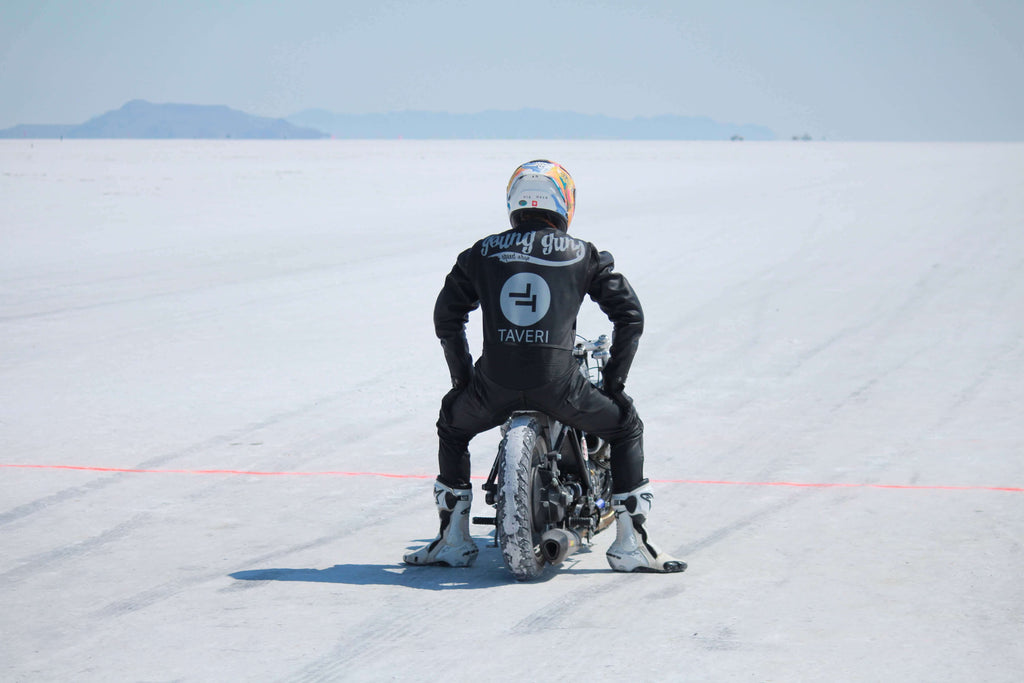 Young Guns at the Bonneville Speed Week 2019 | Taverimoto GmbH