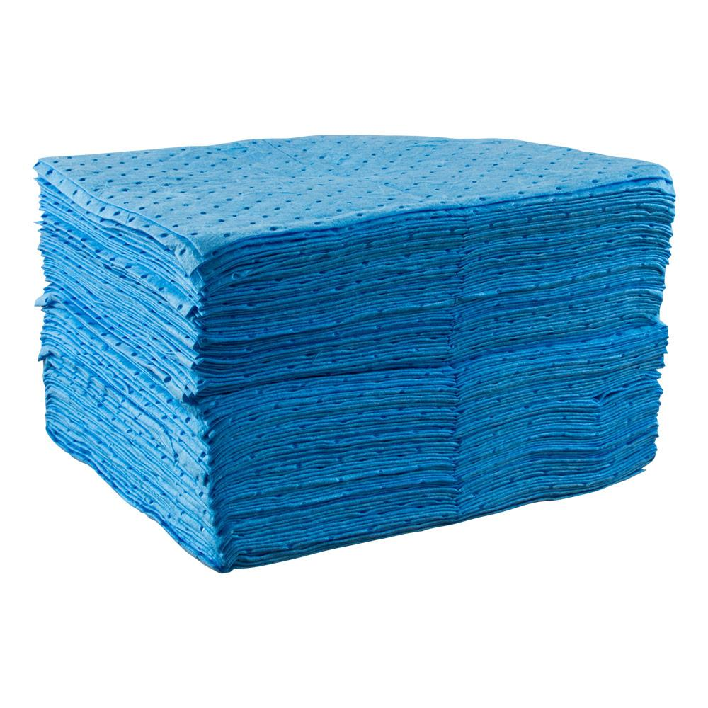 "15"" x 18"" Blue Oil Only Pads"