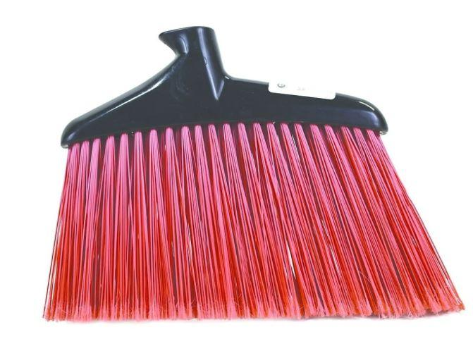 "16 Jumbo"" Commercial Angle Broom - Head Only"