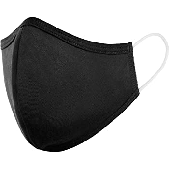 3 Layer Reusable Cotton Mask - 3 pack