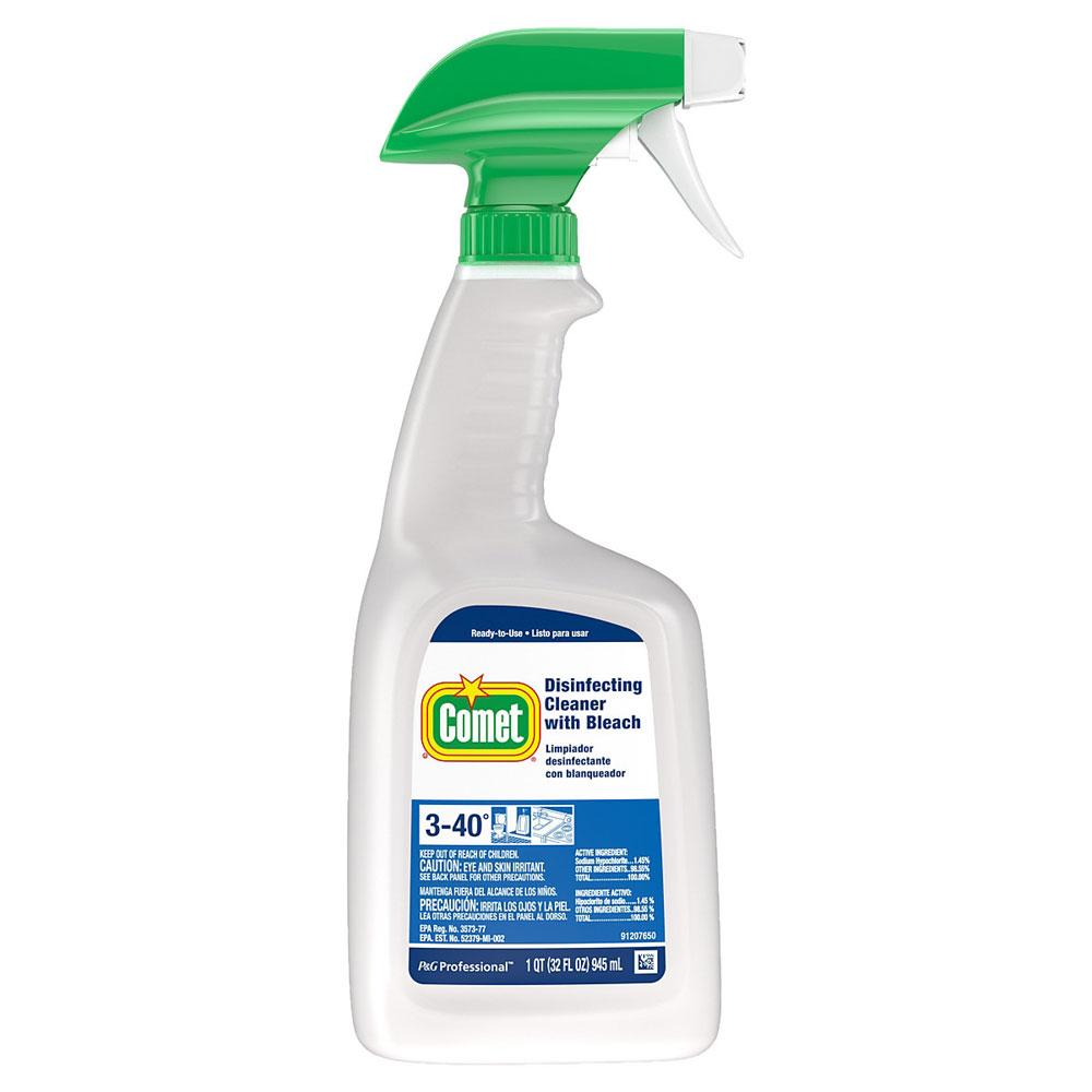 Comet - Spray Cleaner with Bleach - 946 ml