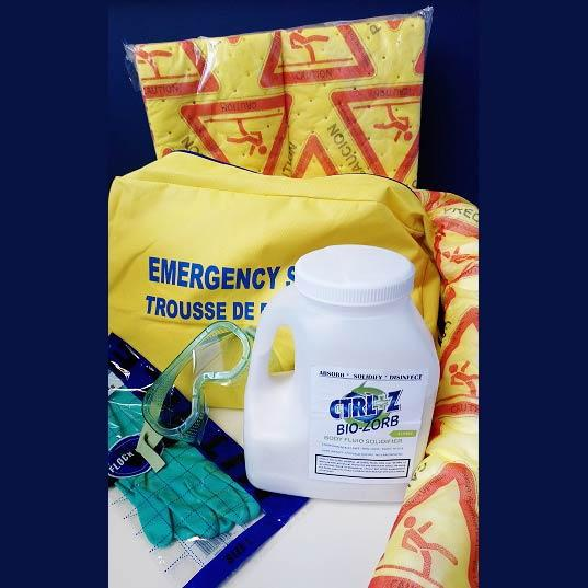 Emergency Response Bodily Fluid Spill Kit