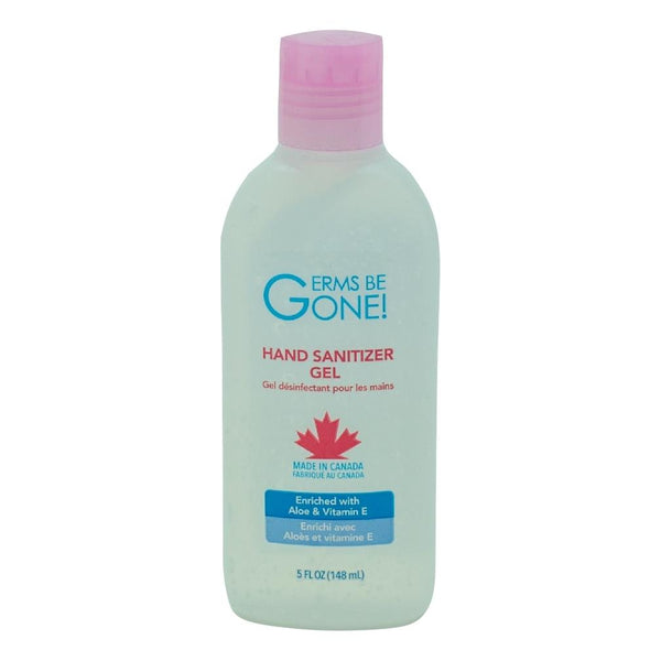 Germs be Gone! - 5 oz (148ml) Hand Sanitizer