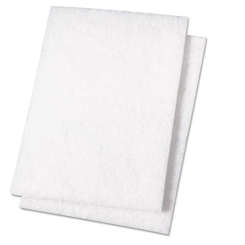"9"" x 6"" Light Duty Scour Pads"
