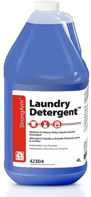 Medium to Heavy Duty Liquid Laundry Detergent