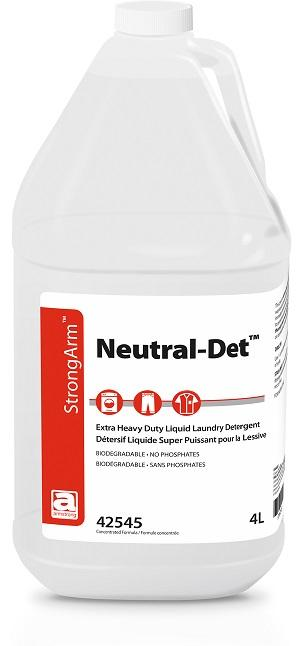 Neutral-Det Heavy Duty Laundry Detergent
