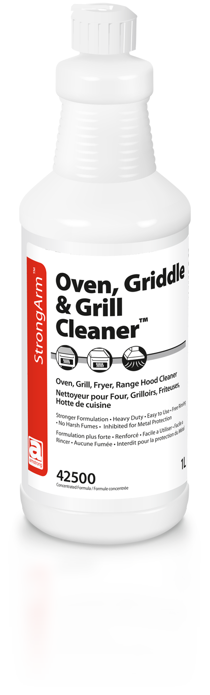 Oven , Griddle and Grill Cleaner - 1 litre