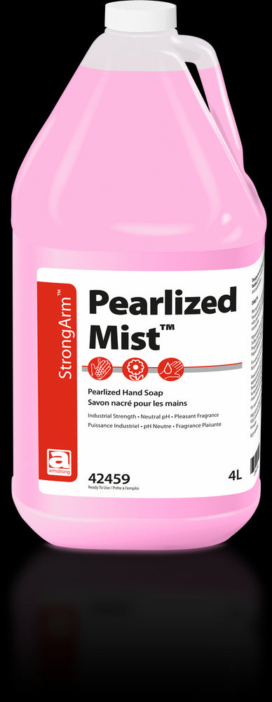 Pearlized Mist Hand Soap