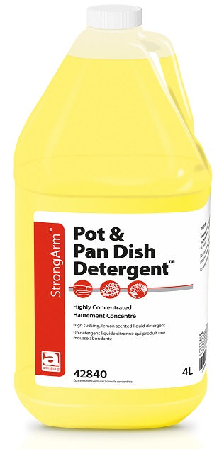 Pot and Pan Dish Detergent - 4 litre