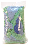 Reclaimed Microfiber Cloths - 5 lb bag