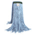 Synthetic  Wet Mop Narrow Band 32oz Cut End Blue