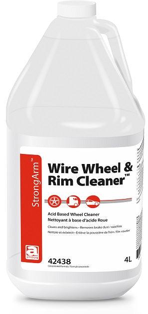 Wire Wheel & Rim Cleaner
