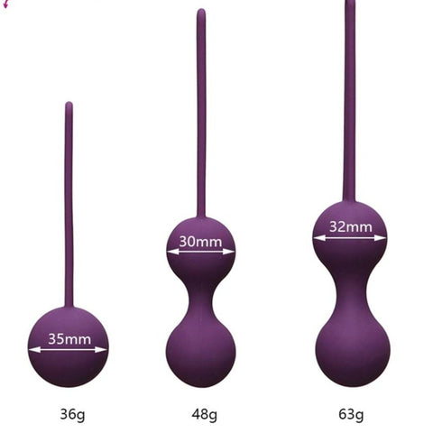 Miracle Kegel Vagina Tightening Ball - Beautiful Fabulina