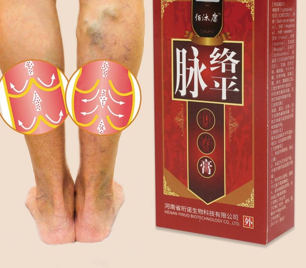 Varicose Veins Miracle Cream - Beautiful Fabulina