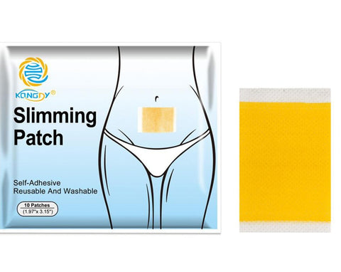 Anti Cellulite Fat Burning Magic Patch - Beautiful Fabulina