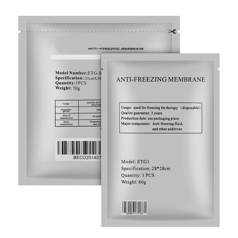 Antifreeze Cooling pads-Come with cooling gel - Beautiful Fabulina