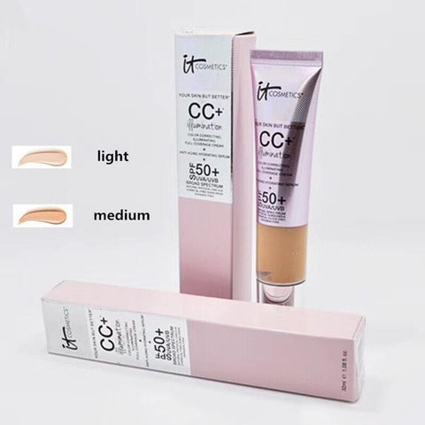 IT Cosmetics CC+ Cream Illumination SPF 50 - Beautiful Fabulina