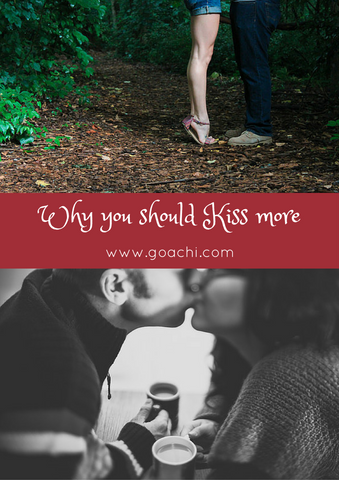 Why You Should Kiss More