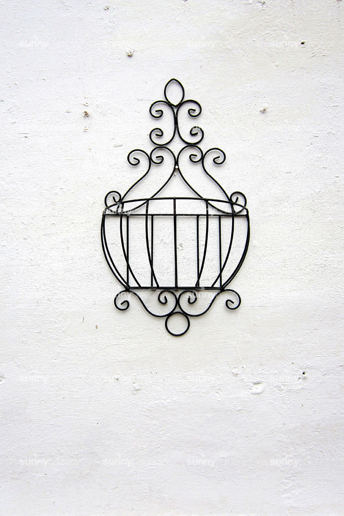 Wrought Iron tuscan Wall bracket
