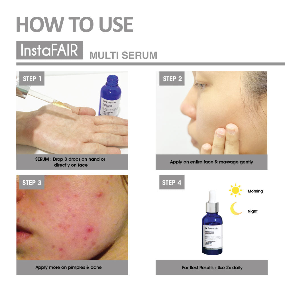 InstaFAIR MULTI SERUM (25ml)