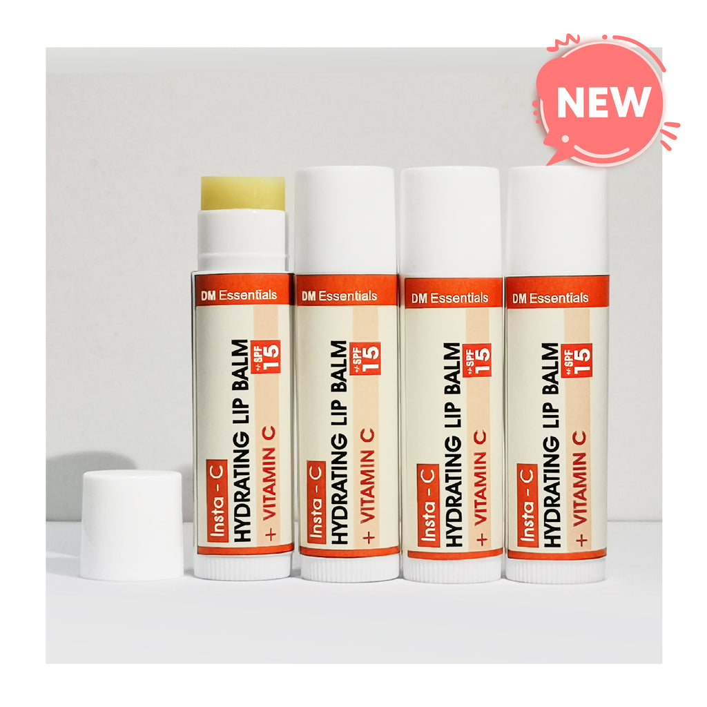 [NEW] Insta-C HYDRATING LIP BALM + VITAMIN C