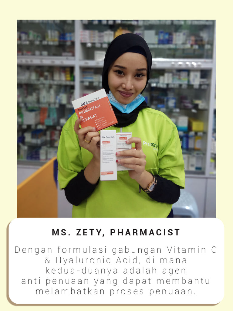 [TOP PICKS] Insta - C VITAMIN C SERUM  (25ml)