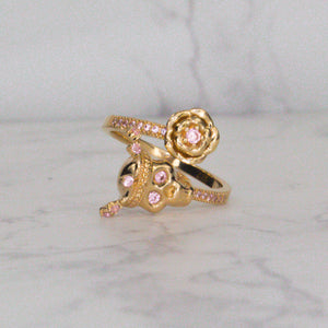 Princess Skull Ring